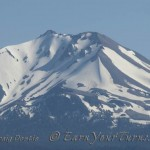 North side of Mt. Lassen, July 2011