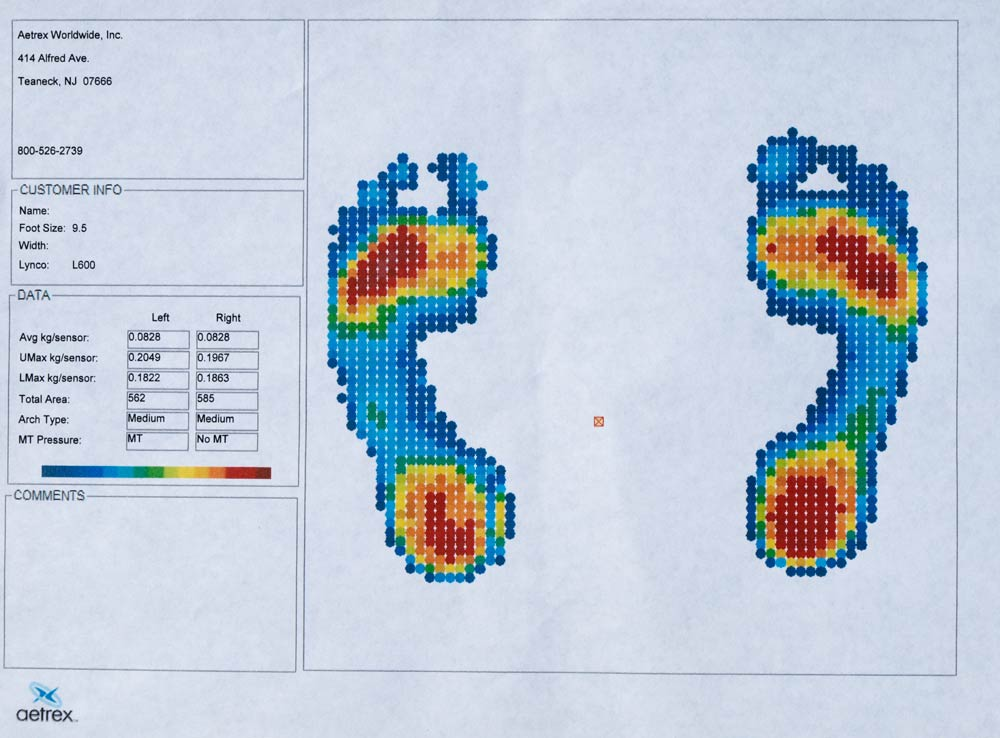 Image Result For Foot Mapping Sensor System