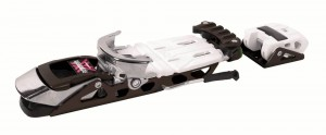 The  NTN Freeride has unequaled lateral control.
