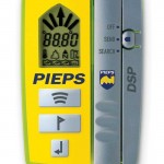Pieps DSP - Long range and easy to use for single or multiple victims.