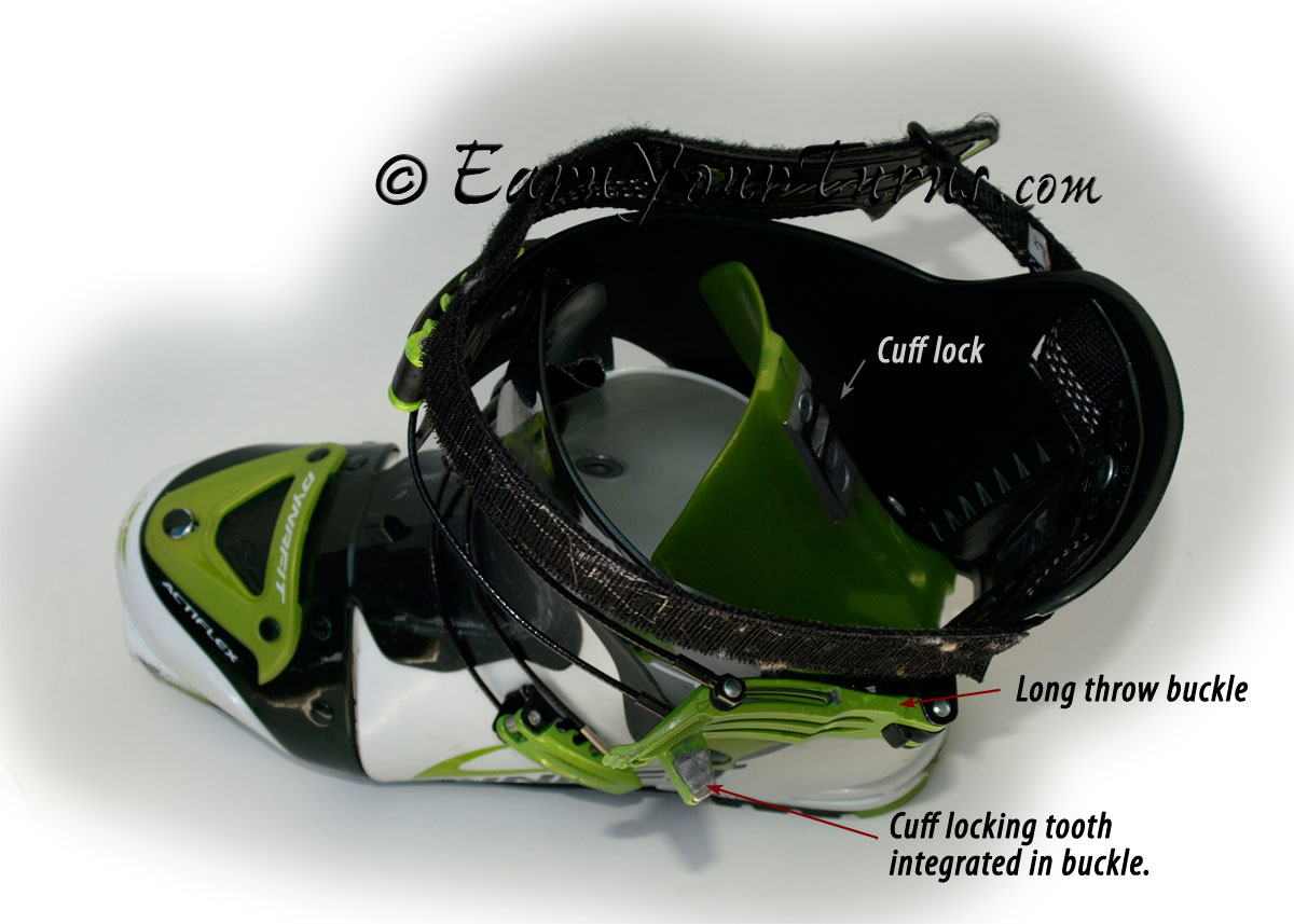 Alpine Touring Ski Boot Review Dynafit Tlt5 Earnyourturns