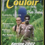 Cover image of Couloir magazine Vol. 14-5, Spring 2002