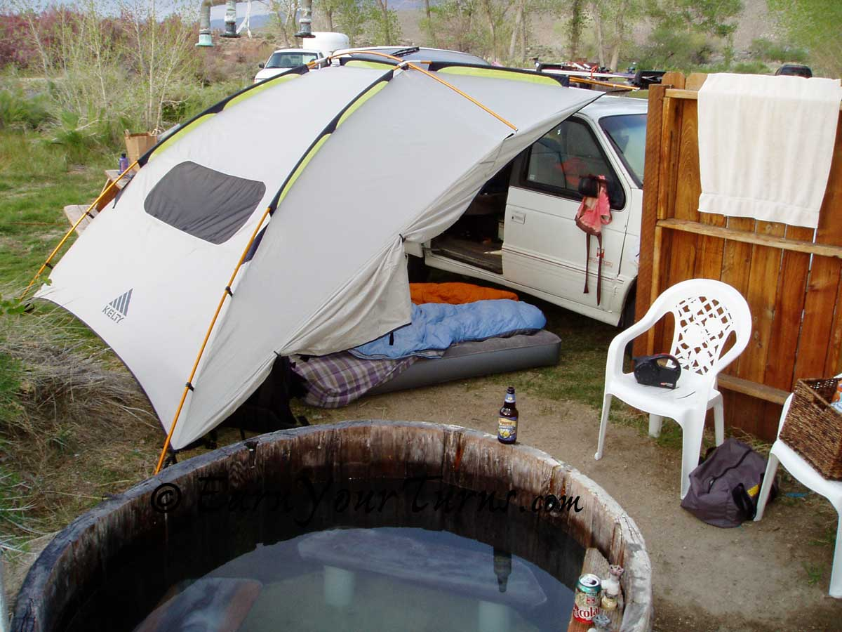 The ... & Review: Kelty Carport | EarnYourTurns