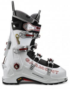 Garmont Celeste backcountry ski boot