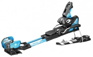 The Salomon Guardian Alpine Touring binding