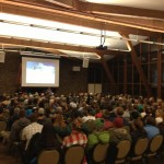 Dave Nettle kicks off Alpenglow Sports Winter Film series at OVI.