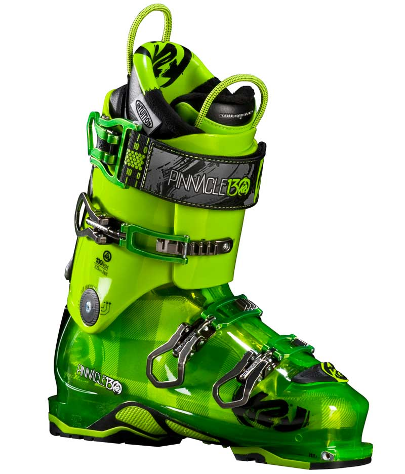 OR Report: Backcountry Ski Boots For 2014