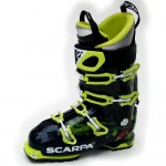 Scarpa's Freedom SL • ~4 lbs./boot. • $769