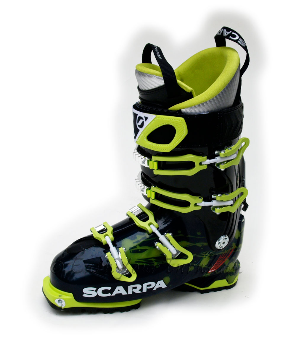At Boot Review Scarpa S Freedom Earnyourturns
