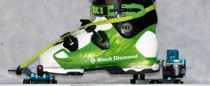 ramp angle of Plum Yak alpine touring binding