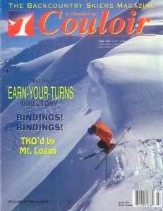 Couloir Vol. IV-3, Feb./March 1994