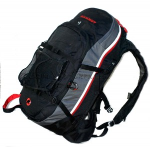 Mammut's Pro35 is their premier PAS pack - for good reason.