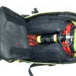 The Modular Airbag Safety System in the innermost compartment.