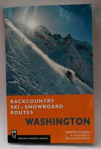Washington routes for ski tours.