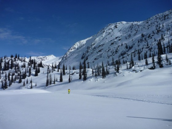 Minutes from Durrand Glacier Chalet