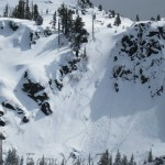 Spring skiing extends the season - even with pow pow.