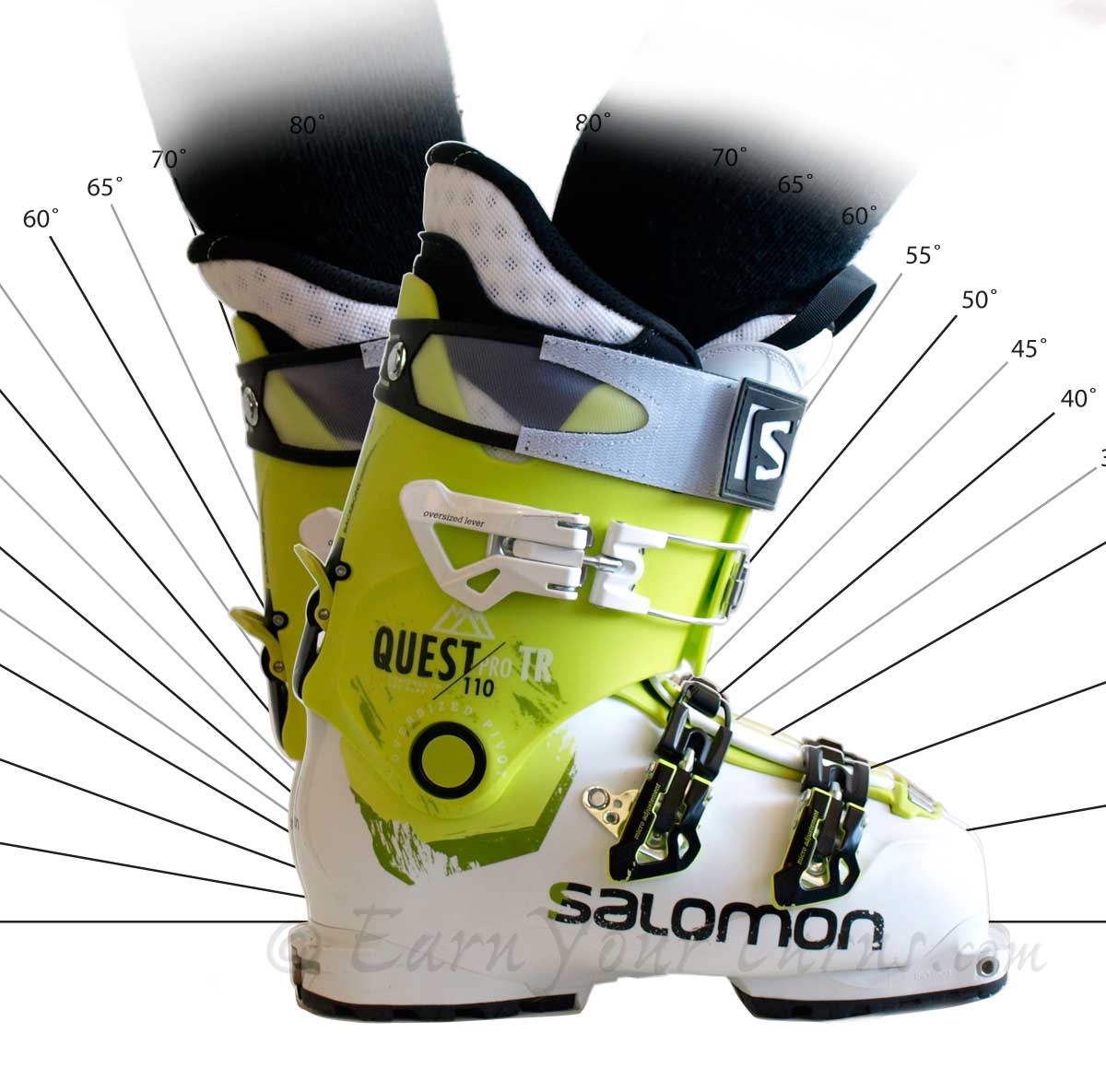 Review Salomon Quest Pro Tr 110 At Boot Earnyourturns
