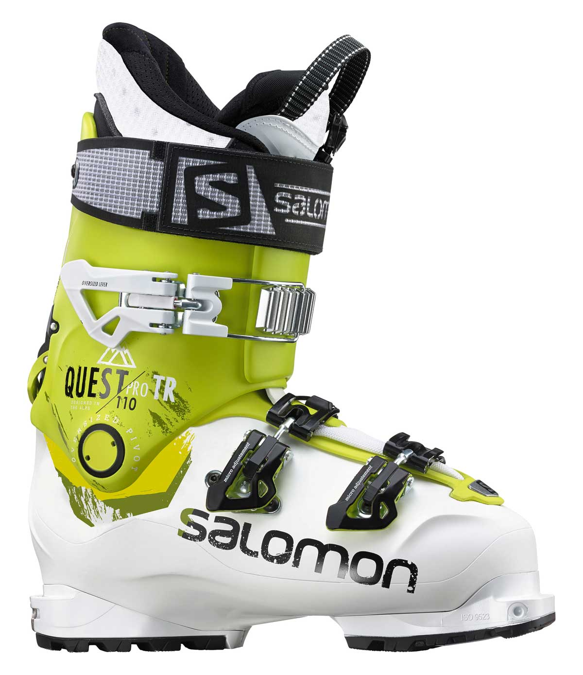 review salomon quest pro tr 110 at boot earnyourturns. Black Bedroom Furniture Sets. Home Design Ideas