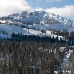 Mt. Lincoln presents many levels of ski terrain, extremely steep to mellow cruising.