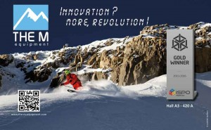 Meidjo wins Gold award for innovation from ISPO.