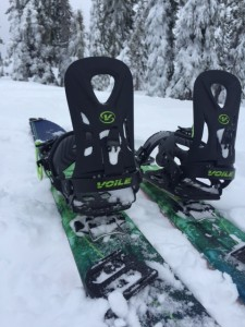 Voile ups the ante with the Revelator splitboard.