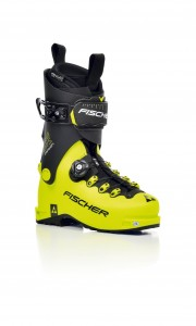 Fischer's Travers - one of many new AT boots for 2016.