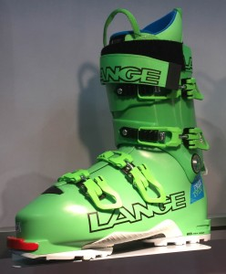 Lange finally adds tech inserts to the XT Free Tour. Lighter, AT worthy with better ROM, but skis like a Lange.