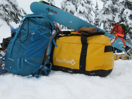 Red Fox Duffels - built for the abuse of adventure.