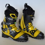 Scarpa's burliest NTN boot made for Outlaws or Freerides.